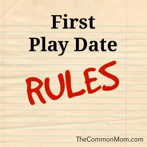 Early dating rules