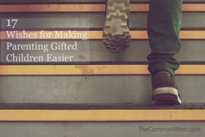gifted children, parenting