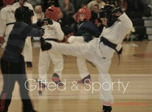 gifted children, gifted children playing sports