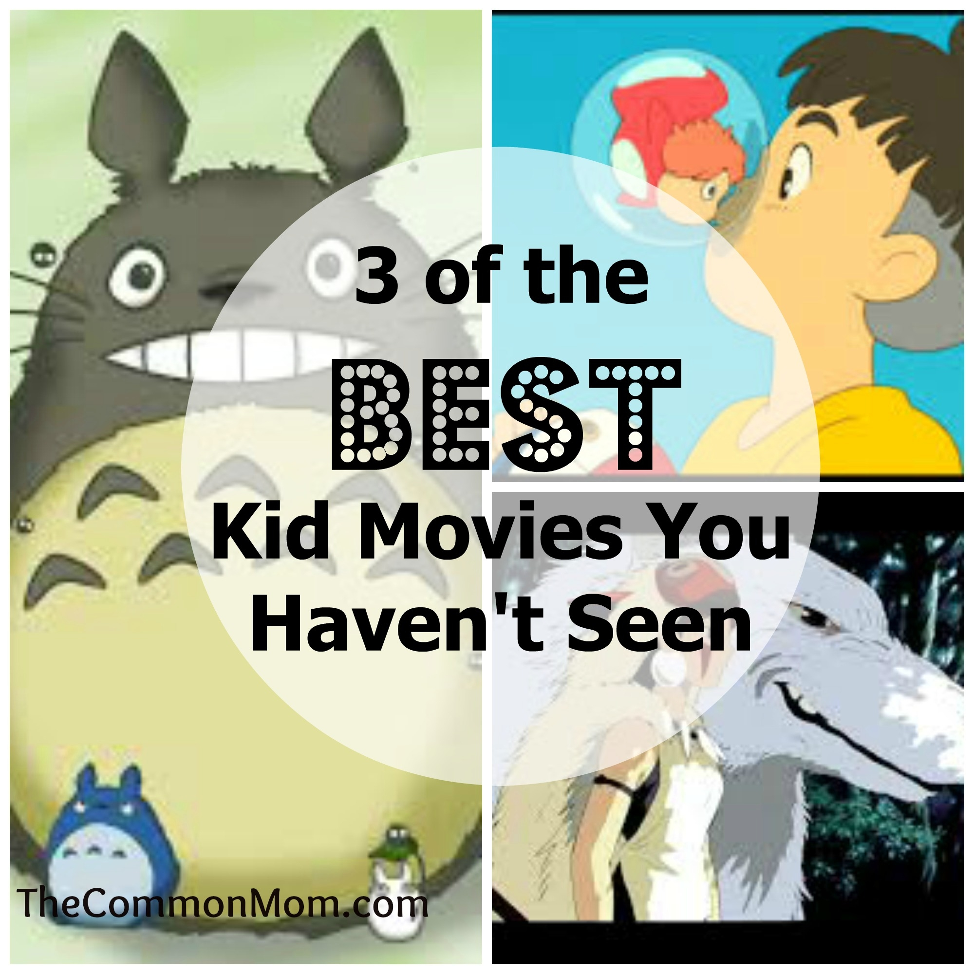 3 of the Best Kid Movies You May Have Missed - The Common Mom Benedict Cumberbatch Movies