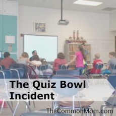 Quiz Bowl Incident