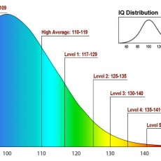Ruf Estimates of Levels of Gifted